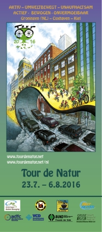 Tour de Natur 2016 Flyer